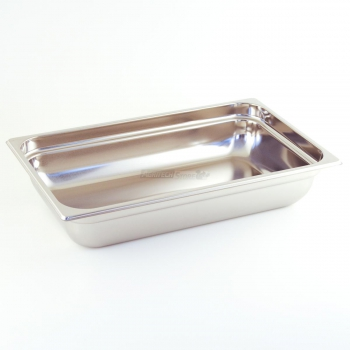 Vasca Inox Gastronorm 1/1 H 100
