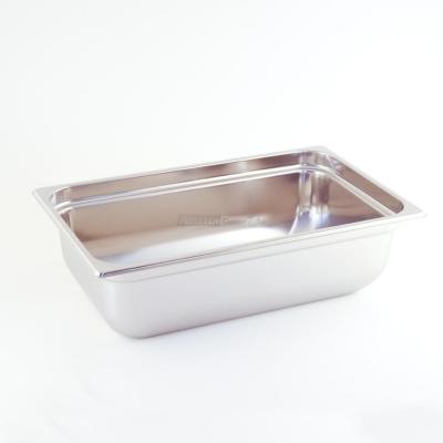 Vasca Inox Gastronorm 1/1 H 150
