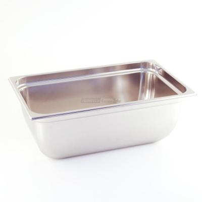 Vasca Inox Gastronorm 1/1 H 200