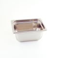Vasca Inox Gastronorm 1/2 H 150