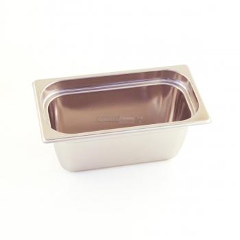 Vasca Inox Gastronorm 1/3 H 150