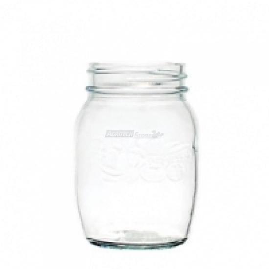 Vaso Fiocco Pagliaroli In Vetro Cc500