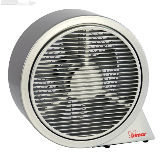 Ventilatore Con Box Metallico Quid