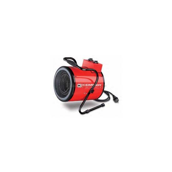 Offerte pazze Comparatore prezzi  Ventilatore Elettrico Industriale 3000w Rosso Kemper  il miglior prezzo